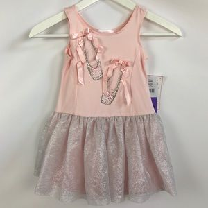 BISCOTTI | Toddlers Ballerina Dress